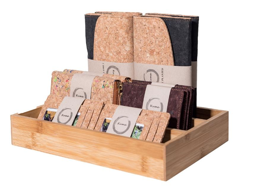 Cork Wallets
